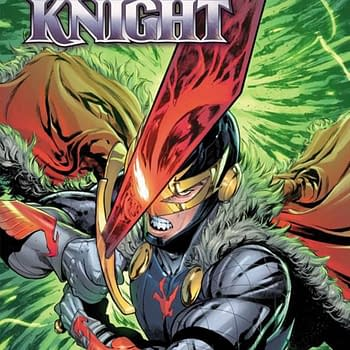 Marvel Launches Black Knight Comic Ahead Of Kit Harington Playing Him