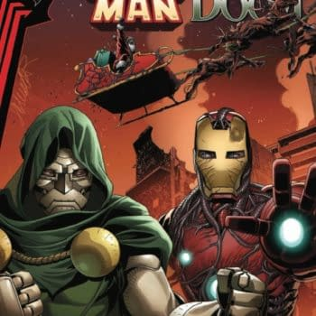 King In Black Iron Man Doctor Doom #1 Review: Insultingly Bad