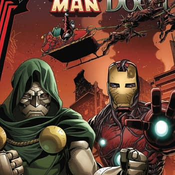King In Black: Iron Man/Doom #1 Review: This is Just Insultingly Bad