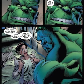Mindless Speculation: Jacqueline McGee In Immortal Hulk (Spoilers)