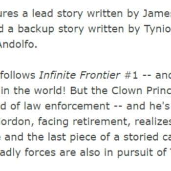 DC Comics Ominiverse Is Called Infinite Frontier #1