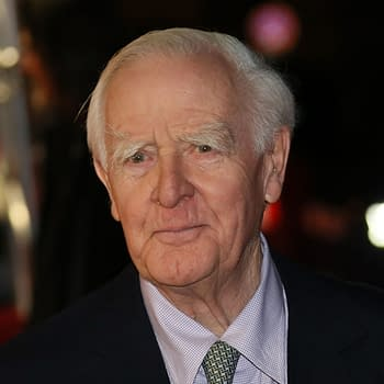 Soldier Writer Spy: Author John le Carré Passes Away at Age 89