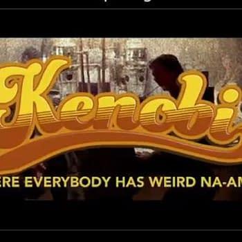 Star Wars: Kenobi Opening Credits Spoiled by Stephen Colbert Crew