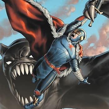 Black Knight #1 previews