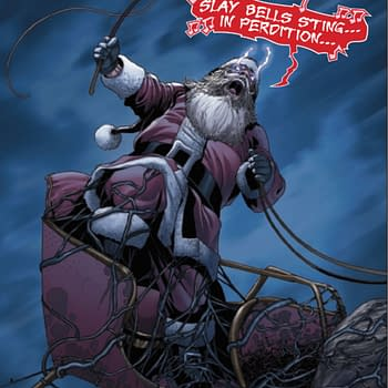 Marvel Brings Cthulhu and Santa Claus Into King In Black Continuity