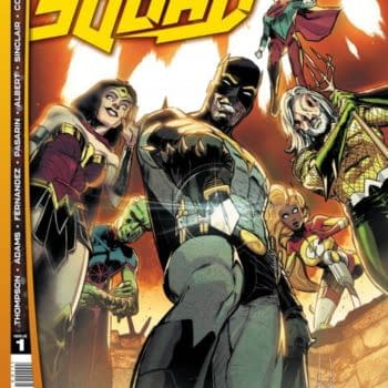 DC Future State Gossip: Maybe That's Not The Kid Quick Flash On Cover To Infinite Frontier #0
