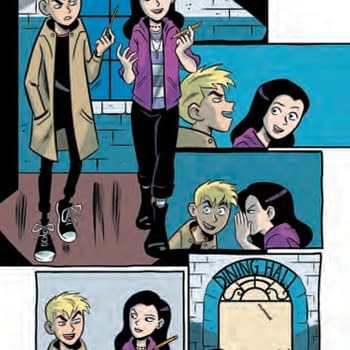 More Art From John Constantine Young Readers Graphic Novel