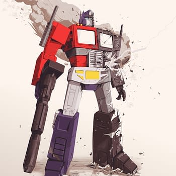 Mondo Offering Oliver Barrett Transformers Posters For Sale Tomorrow