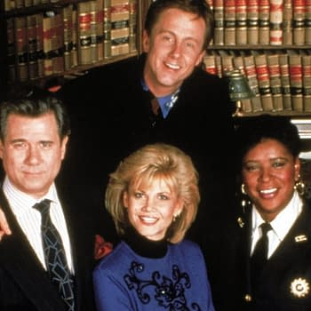 Night Court Sequel Series in Session John Larroquette Returning
