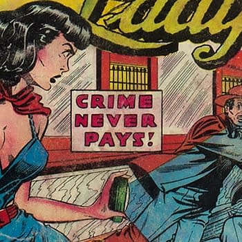 The True Crime Roots of Fox Features Phantom Lady