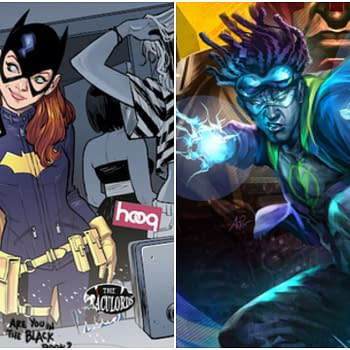 Batgirl &#038 Static Shock Considered Risky Might Go Direct to HBO Max
