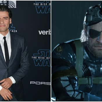 Oscar Isaac Will Play Solid Snake In A Metal Gear Solid Film