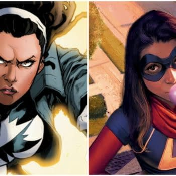 Ms. Marvel and Monica Rambeau Confirmed for Captain Marvel 2