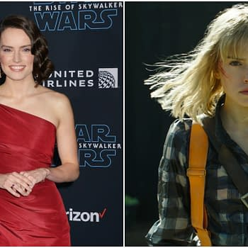 Daisy Ridley Was Called Intimidating on the Chaos Walking Set