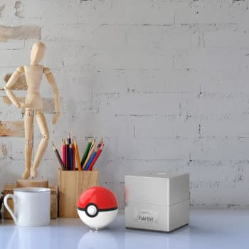 Replica Poke Ball From Pokemon Arrives From The Wand Company