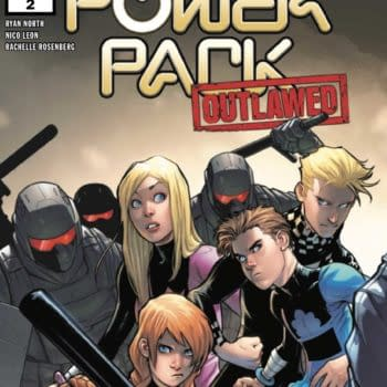 Power Pack #2 Review: Struggle With The Law