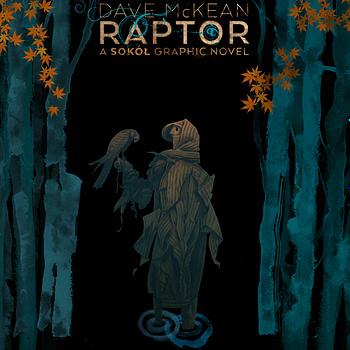Dark Horse Announce New Dave McKean Graphic Novel: Raptor