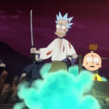 Rick and Morty: Kaichi Sato Says More Samurai &#038 Shogun On the Way