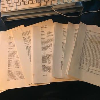 Alan Moore Faxed Gen-13 Script Now At $2500 On eBay