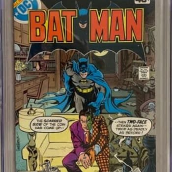 First Tim Fox Appearance Batman #313 Sells For $500 On eBay