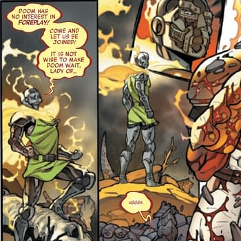 Doctor Doom Has No Interest In Foreplay &#8211 Official