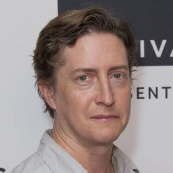 David Gordon Green attends Red Oaks season 3 premiere during Tribeca TV festival at Cinepolis Chelsea