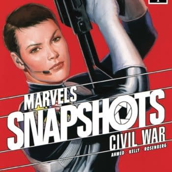 Civil War Marvels Snapshots #1 Review: A Nation's Anger