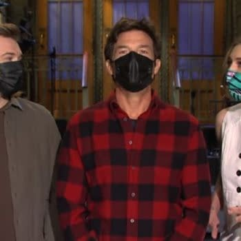 Saturday Night Live returns this weekend (Image: NBCU screencap)