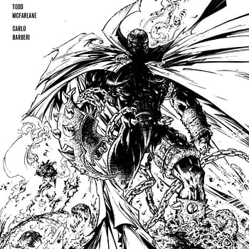 Image Sends Free Spawn #314 Black and White Variants To Comic Stores