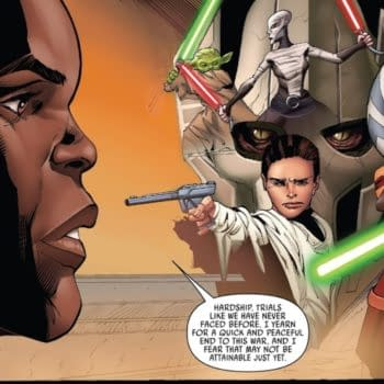 Ahsoka Tano First Star Wars Comic Appearance Sells For Over $2000