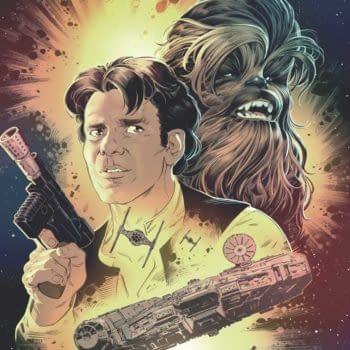 Star Wars Adventures: Smuggler's Run #1 Review: A Nostalgic Joyride