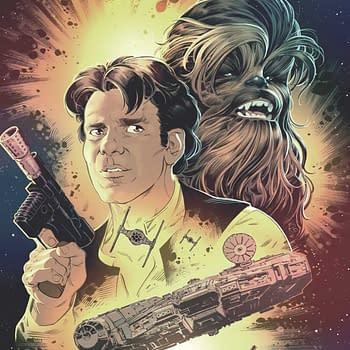 Star Wars Adventures: Smugglers Run #1 Review: A Nostalgic Joyride