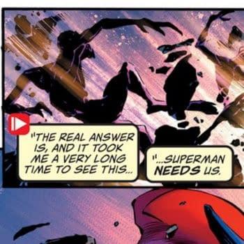 Lois Lane Reveals True Source Of Superman's Power In Superman #28