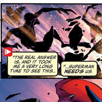 Lois Lane Reveals Freaky Source Of Supermans Power In Superman #28