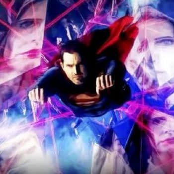 Superman & Lois released an official trailer for its CW debut. (Image: The CW screencap)