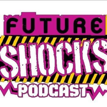 2000 AD: Future Shocks Radio is Live with Alan Moore Christmas Story!