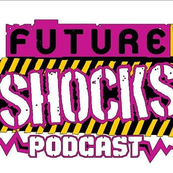 2000 AD: Future Shocks Radio is Live with Alan Moore Christmas Story