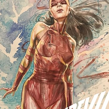 VariantWatch: David Mack Draws Elektra Daredevil #25 &#8211 Or Did He