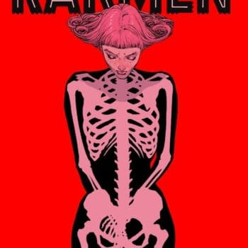 Image Comics To Publish Karmen #1 by Guillem March - in March
