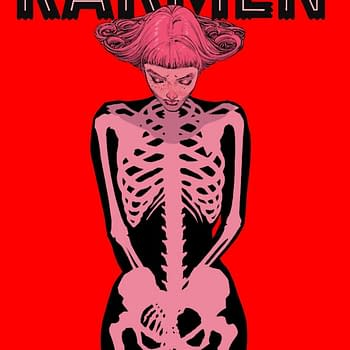 Image Comics To Publish Karmen #1 by Guillem March &#8211 in March