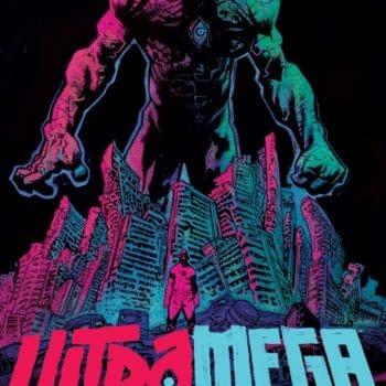 It's Not Ulyraman - It's Ultramega from Skybound/Image Comics in March