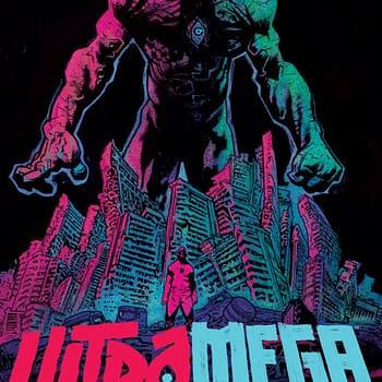 Its Not Ultraman &#8211 Its Ultramega from James Harren and Dave Stewart
