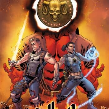 """Charles Soule, Will Sliney's """"Hell To Pay"""" Image Comic On Twitch"""