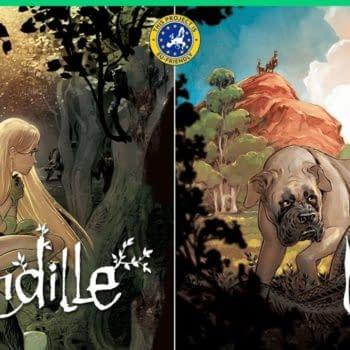 Brindille: Magnetic Press Launches Kickstarter for Graphic Novel