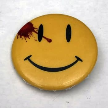 Zack Snyder's Watchmen Button Up For Auction