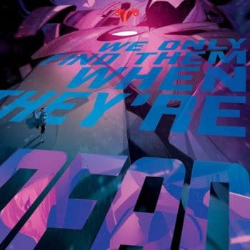 We Only Find Them When They're Dead #4 Review: High Grade Sci-Fi