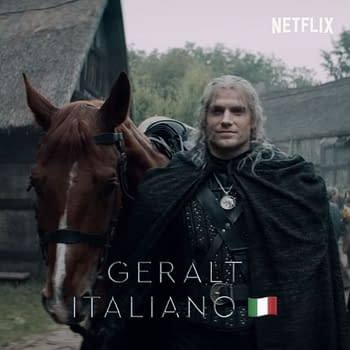 The Witcher: Geralt Speaks the International Language of Hmm