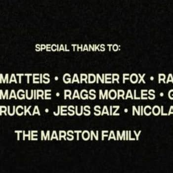 Which Comic Book Creators Got Thanked In Wonder Woman 1984 – And Why?