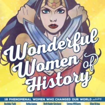 "DC Comics Renamed ""Wonder Women of History""For Political Reasons"