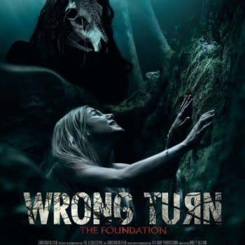 New Wrong Turn Reboot Poster Has A Look At The Killer